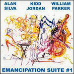 Alan Silva, 'Emancipation suite # 1' (Boxholder, 1999)