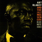 Art Blakey, 'Moanin' (Blue Note, 1958)