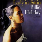 Billie Holliday, 'Lady in Satin' (Columbia, 1958)
