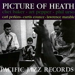 Chet Baker, 'Picture of Heath' [Plaboys] (Blue Note, 1956)