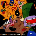 Chick Corea - Bobby McFerrin, 'Play' (Blue Note, 1990)