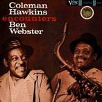 Coleman Hawkins, 'C. Hawkins encounters Ben Webster' (Verve, 1957)