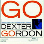 Dexter Gordon, 'Go!' (Blue Note, 1962)