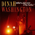 Dinah Washington, 'What a diff'rence a day makes!' (Mercury, 1959)