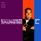 Dizzy Gillespie, 'An electrifying evening with D. Gillespie Quintet' (Verve, 1961)