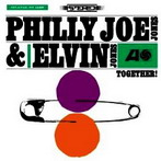 Elvin Jones - Philly Joe Jones, 'Together' (Atlantic, 1961)