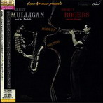Gerry Mulligan-Shorty Rogers, 'Modern Sounds' (Capitol, 1951-53)
