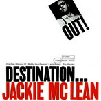 Jackie Mc Lean, 'Destination Out' (Blue Note, 1963)