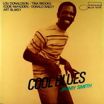 Jimmy Smith, 'Cool blues' (Blue Note, 1958)