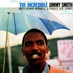 Jimmy Smith, 'Softly as a summer breeze' (Blue Note, 1958)