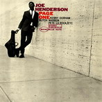 Joe Henderson, 'Page One' (Blue Note, 1963)