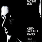 Keith Jarrett, 'Facing you' (ECM, 1971)