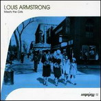 Louis Armstrong 'Meets the girls' (Saga, 1924-51)
