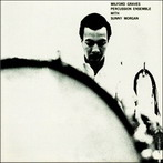 Milford Graves, 'Percussion ensemble' (ESP, 1965)