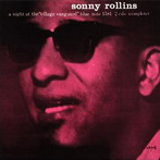 Sonny Rollins, 'A night at the Village Vanguard' (Blue Note, 1957)