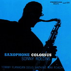 Sonny Rollins, 'Saxophone Colossus' (Prestige-OJC, 1956)