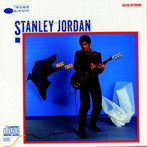 Stanley Jordan, 'Magic Touch' (Blue Note, 1985)