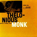 Thelonious Monk, 'Genius of Modern Music' (Blue Note, 1947)