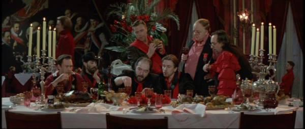 O Cozinheiro, o Ladrão, a Sua Mulher e o Amante Dela (1989), Peter Greenaway