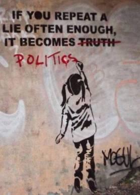 lies politics