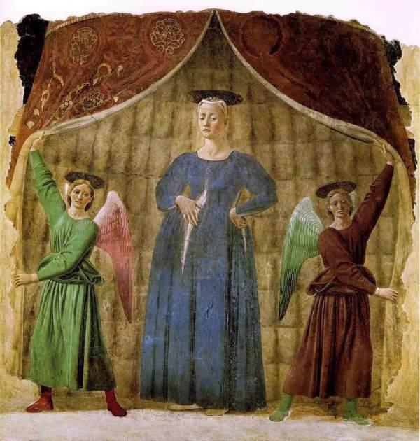 Madonna del Parto de Piero della Francesca