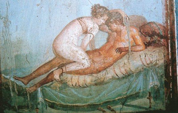 Lupanar Pompeia