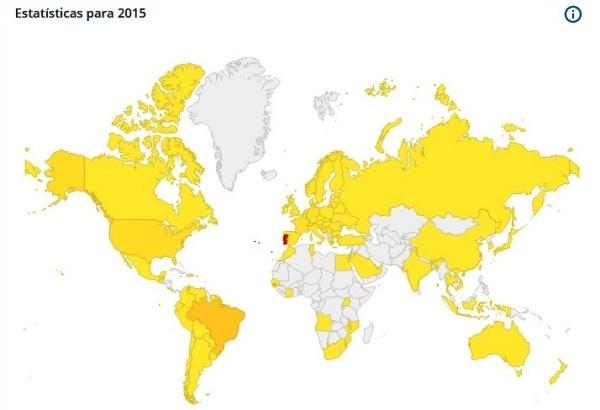 mapa no vazio da onda 2015