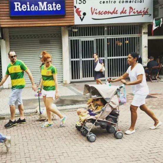 Brasil manif