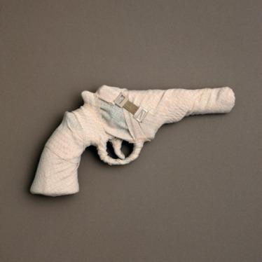 pistola ferida