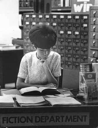 Fiction Department 1960s