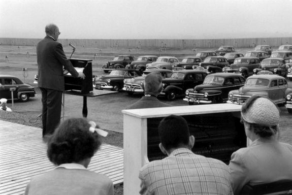 Drive-In Church (1951)