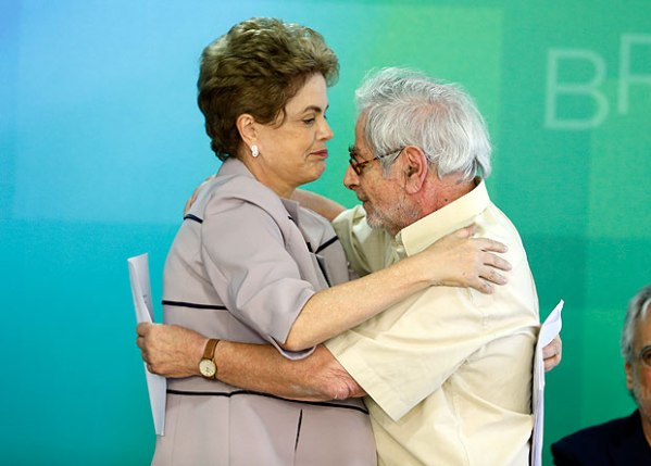 Dilma, Raduan Nassar